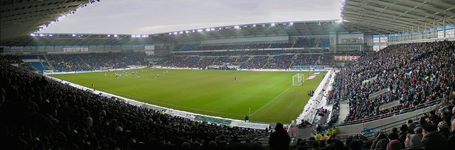 Cardiff v Coventry