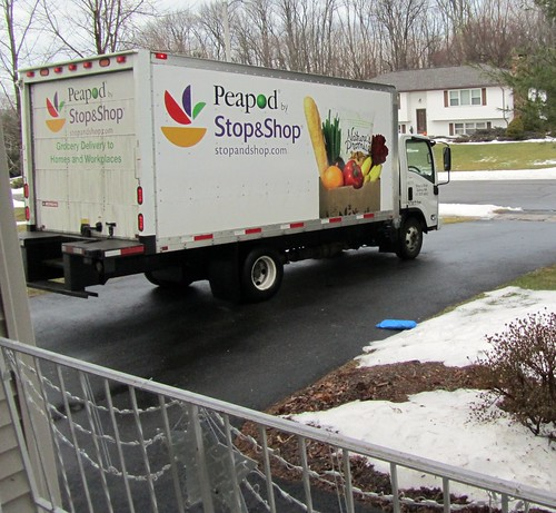 Peapod Delivers