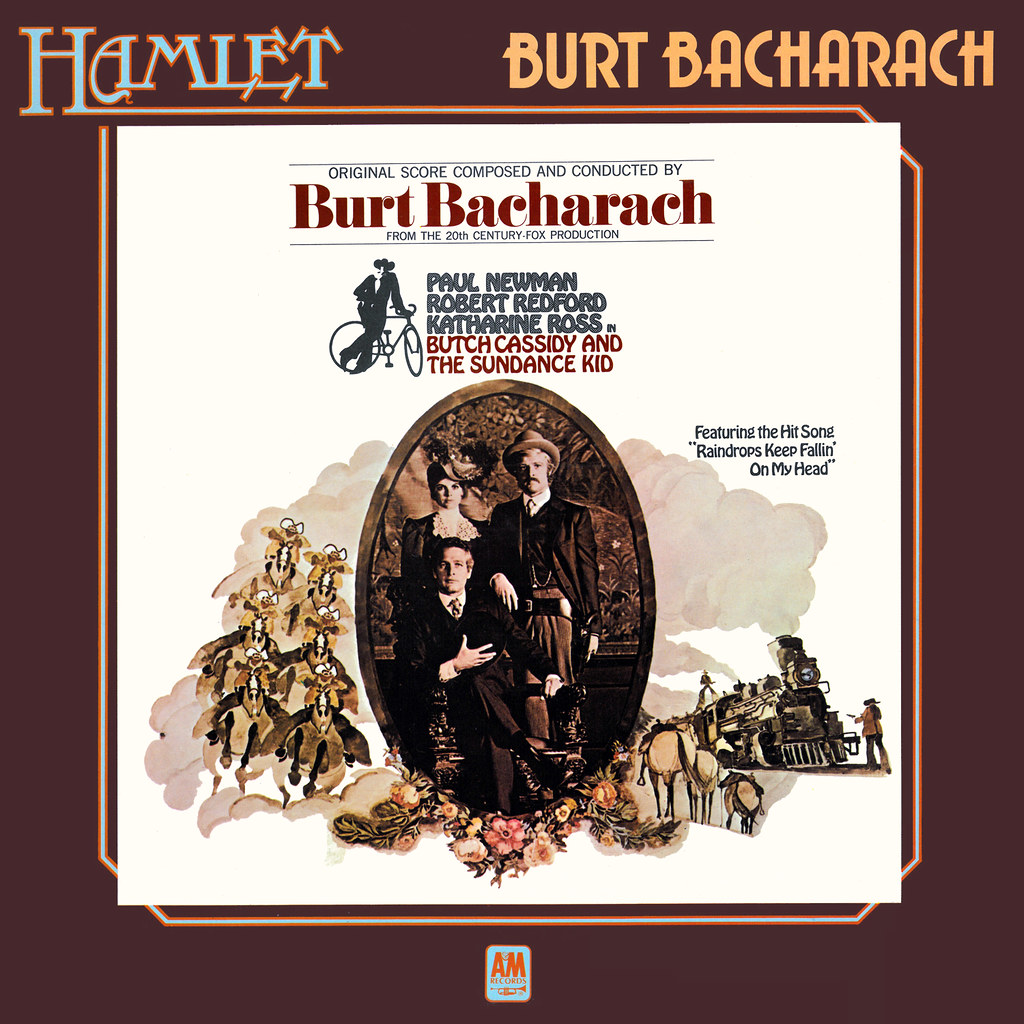 Burt Bacharach - Butch Cassidy and The Sundance Kid