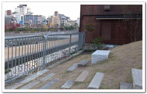 京都鴨川_先斗町公園