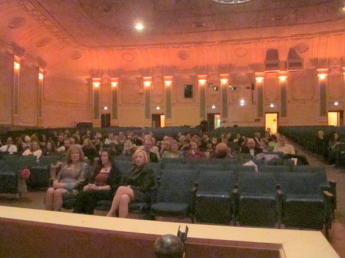 The Audience!