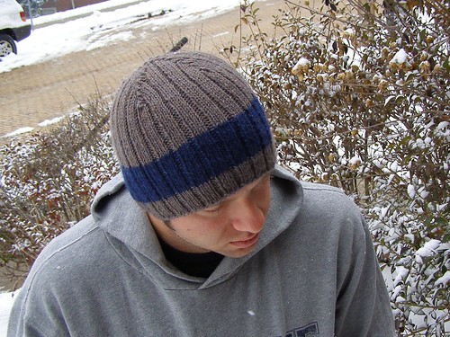 lester's christmas hat