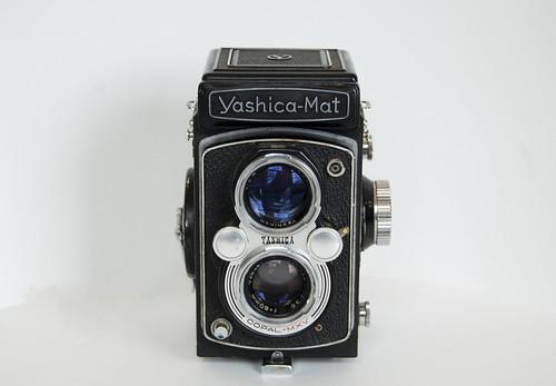 Yashica-Mat