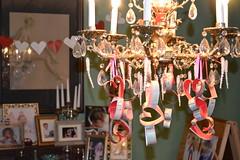Valentine's chandeler