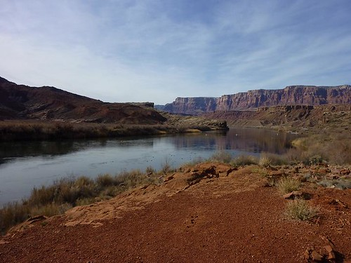 Grand Canyon 90 - Lee's Ferry 19