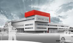 Baubeginn Feuerwache Rheinallee MZ 25.02.11