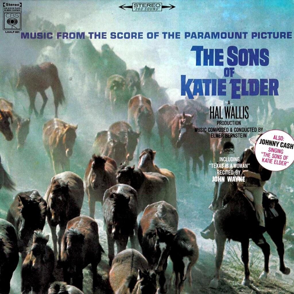 Elmer Bernstein - The Sons of Katie Elder