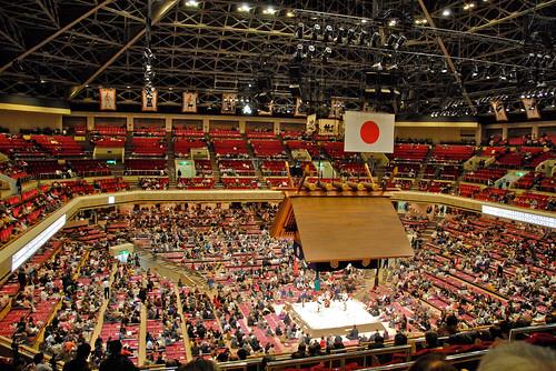 Ryogoku Sumo Stadium