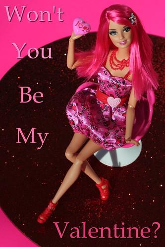 Sassy Valentine Barbie