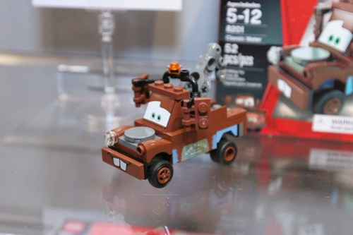 LEGO Toy Fair 2011 - Cars - 8201 Classic Mater - 1