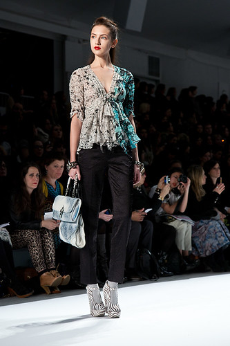 New York Fashion Week Fall 2011 - Nanette Lapore 27