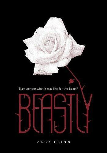 Beastly by Alex Flinn COVER