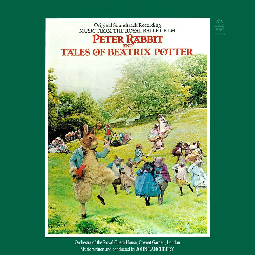 John Lanchbery - Peter Rabbit and Tales of Beatrix Potter