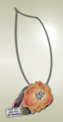 [ glow ] studio - Pure Garden clutch bag non transp