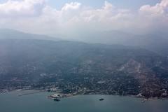 Haitian coastline