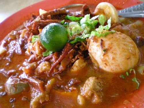 Mee rebus - Indian style