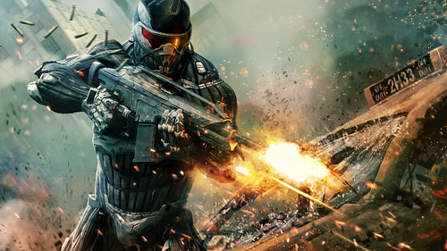 Crysis Desktop 1 (click to enlarge)