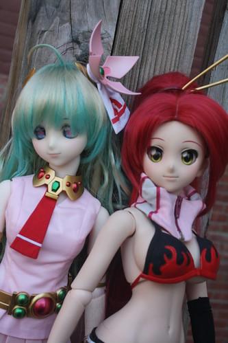 Nia and Yoko (alpha)