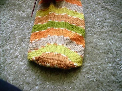 Divergent Socks - Toe Treatment