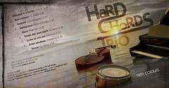 """Ram Colours"" Hard Chords Trio by cristiana.piraino"