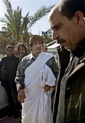 Gadhafi Appearances