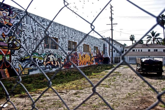 Grafitti galore