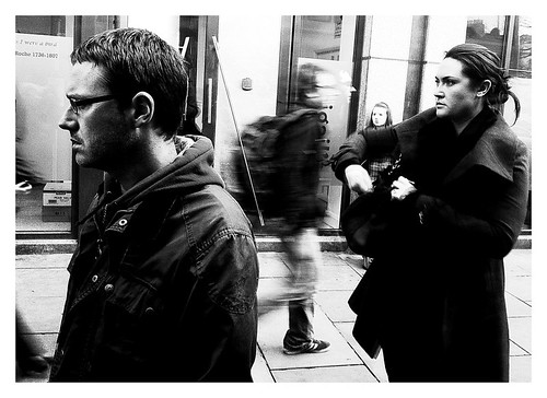 Guerilla Photography / iPhone by Ian Keegan