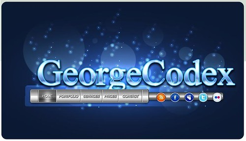 GC site web by georgecodex1991
