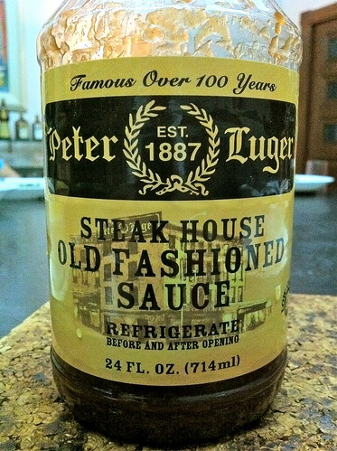 Peter Luger Steak Sauce