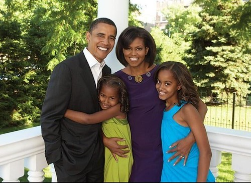 Obamafamilia