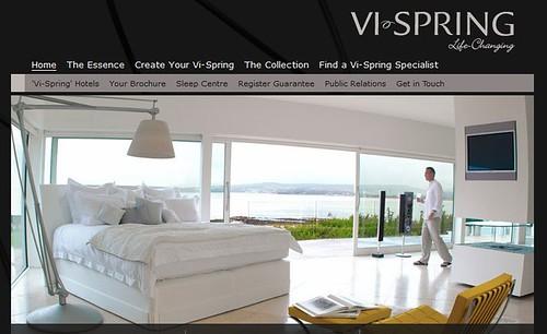 英國VI-SPRING 床墊界的勞斯萊斯