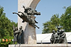 Istanbul (Turkey) - Memorial of Sultan Mehmed ...