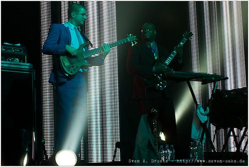 Ali Busse & Loomis Green / Jan Delay & Disko No. 1