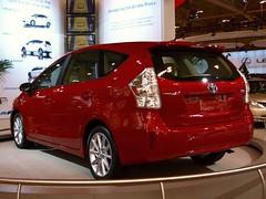 2011 Toyota Prius Wagon Hybrid