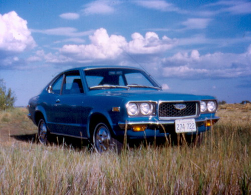 Mazda 808 Coupe Memories Old Car Junkie