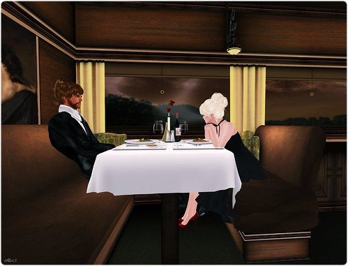 Style - The Orient Express, Dinner time!