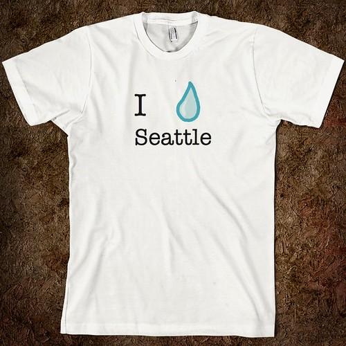 I rain Seattle