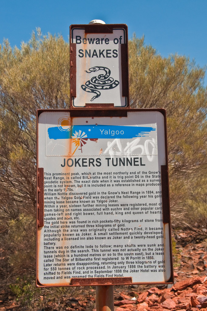 Jokers Tunnel