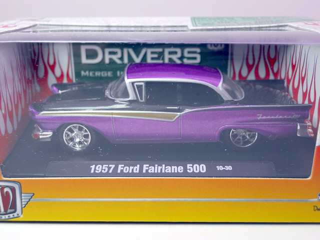 m2 drivers 1957 ford fairlane 500