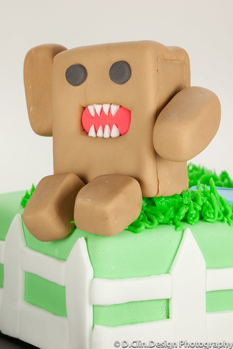 Domokun Cake by Dream Cakes by Maggie