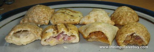 Hot Pockets Snackers Innards