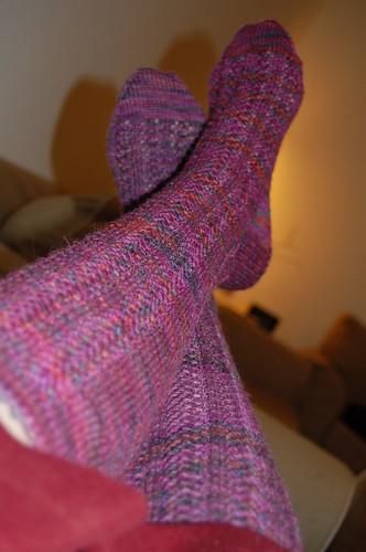 Victorian Stockings