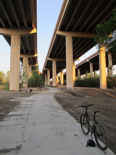 Under The PGB Tollway