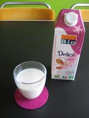 Rice-Almond Milk