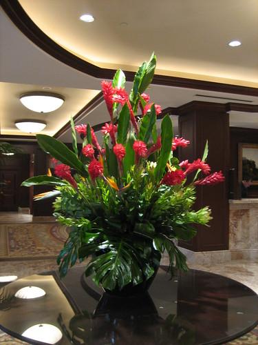 Hawaiian Ginger Arrangement - Omni Hotel