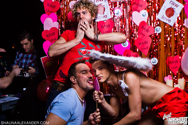 A RAW VDay with BYGays-3946