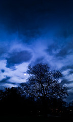 Moon Sky by garryknight, on Flickr