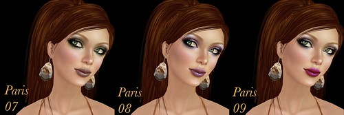 Chaisuki Paris Makeups 7-9