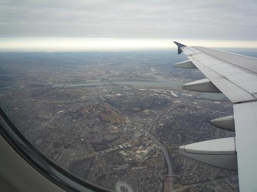 Landing at DCA 2