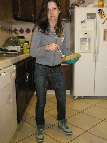 Pasta Spill